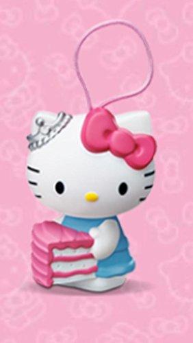 2014 Mcdonalds Happy Meal Hello Kitty # 1 Birthday Treat Toy