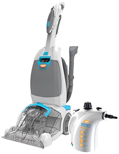 Vax W87RHD Carpet Washer and Grime Master, 2200 W