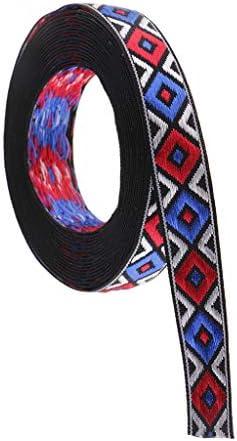手芸用リボン 刺繍テープ 縫製装飾 手芸材料 DIY工芸品 手作り 芸術品 ファブリック製 3ヤード