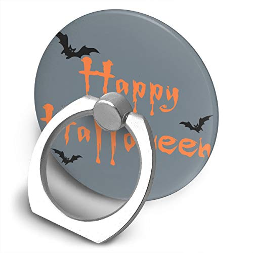 Universal Phone Ring Bracket Holder Happy Halloween Finger Grip Stand Holder Ring Car Mount Phone Ring Grip Smartphone Ring Stent Tablet