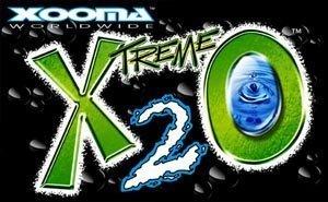 Water Sachet -  Xooma X-treme x2o single pack- 6 sachets