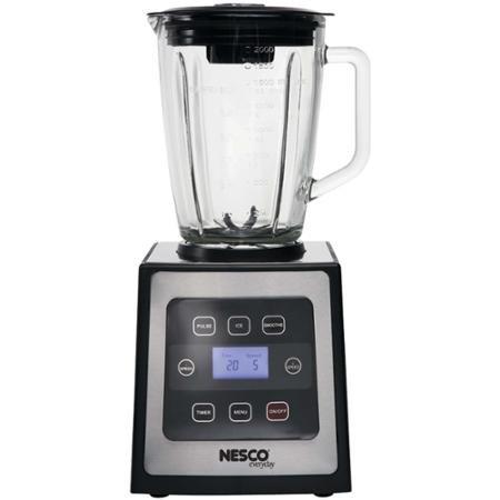 Nesco BL-90 700-Watt Blender with Digital Power Display