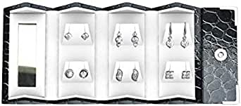 Her Jewellery 6 Days Earrings Set - Embellished With Crystals From Swarovski set with box