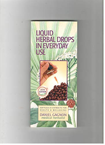 Liquid Herbal Drops in Everyday Use: Softgels & Extracts for Health & Wellbeing