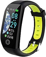 Fitness Tracker Smart Watch Sports Watch Bracelet 1.14 inch Color Screen IP68 Waterproof Step Calorie Counter