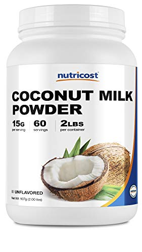 Nutricost Coconut Milk Powder 2LBS