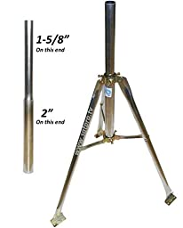 DirecTV SL5 Portable Satellite RV Dish Kit Camping Tailgating with Tripod