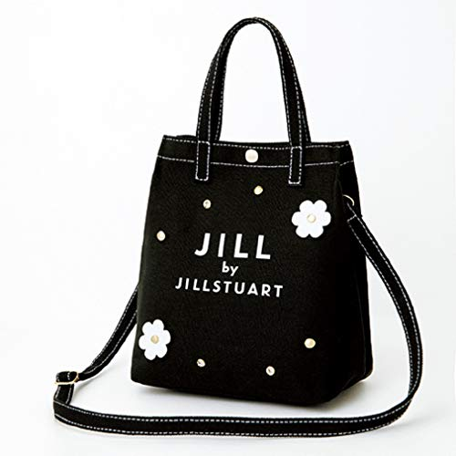 JILL by JILLSTUART 2WAY FLOWER SHOULDER BAG BOOK 付録