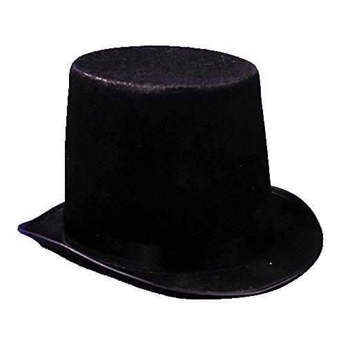 UHC T (Black Stove Pipe Hat)