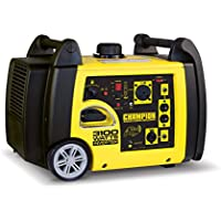 Champion 75537i 3100 Watt Gasoline Portable Generator