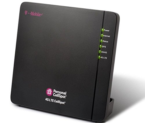 T-Mobile Wireless Router Personal Cellspot WiFi Model 9961 Home Cell V1(Certified Refurbished)