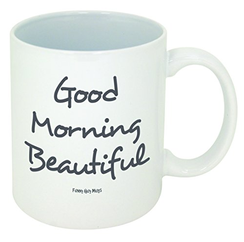 Funny Guy Mugs Beautiful 11 Ounce product image
