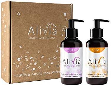 Pack ALIVIA Día y Noche. Crema hidratante