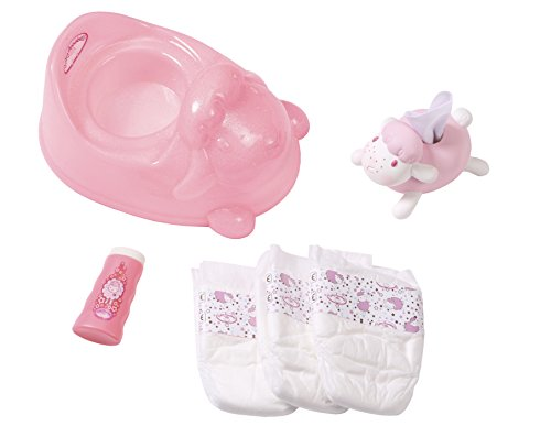 Used, Baby Annabell 700310 Potty Training Set for sale  Delivered anywhere in USA