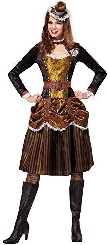 Ladies Sexy Steampunk Historical Princess Western Wild West