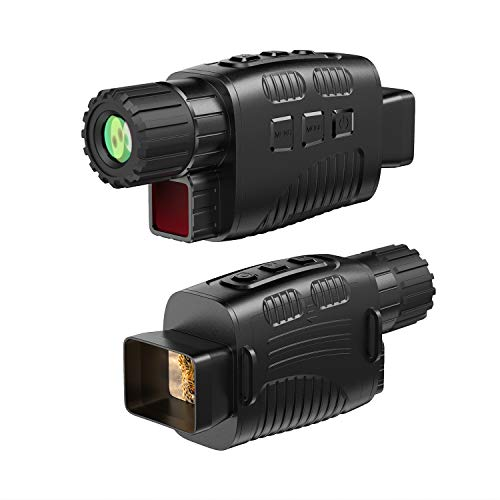 Night Vision Monocular Infrared Night Vision HD Digital Night Vision