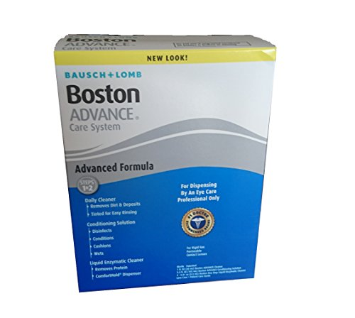 Bausch Lomb Contacts - Bausch Lomb Boston Advance Care System