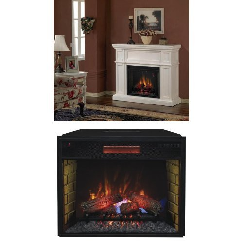 Complete Set Artesian Media Mantel with 28