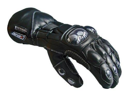 Waterproof Motorbike Gloves - 7