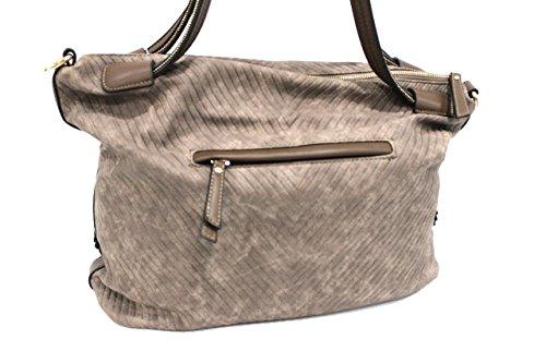Borsa donna Naj Oleari l.zip mod.shopping a mano 61374 talpa