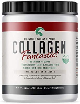 Collagen Fantastic 24 Bioactive Unflavored product image