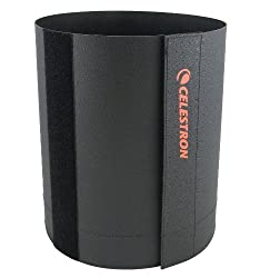 Celestron 94009 Lens Shade For C6 & C8 Tubes (Black)