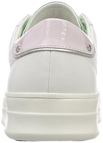 Weiß Crime Zapatillas London para Mujer Blanco 25606ks1 qxwnO4H8nY