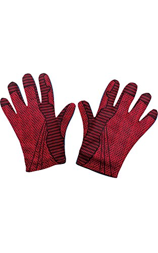 Marvel Amazing Spider Man 2 Child's Spider-man (Spiderman Mask And Gloves)