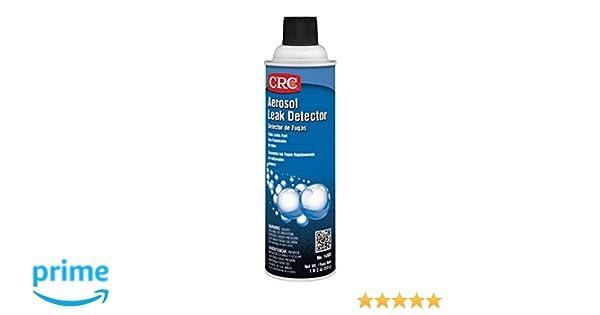 CRC Aerosol Leak Detector, 18 Wt Oz