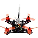 QWinOut KINGKONG/LDARC 90GT PNP Brushless FPV RC Racing Drone Mini Four-alxe Brushless Quadcopter (No Receiver)