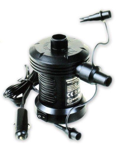 Bomba 12 V bomba de aire eléctrica para colchón hinchable ...