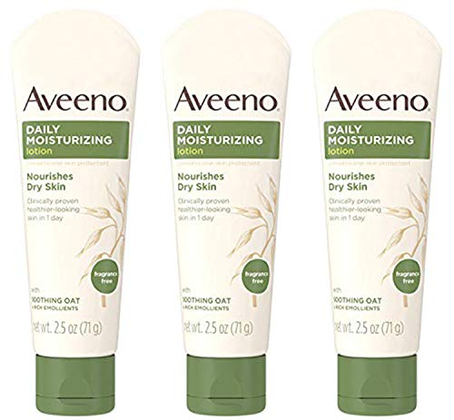 Aveeno Daily Moisturizing Lotion - 2.5 oz - 3 pk