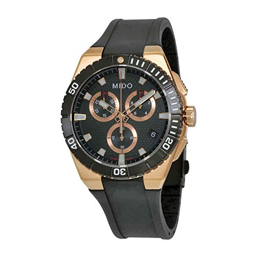 Mido Ocean Star Captain Chronograph Men's Watch M023.417.37.051.00