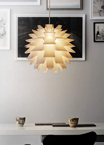 Flower Ball Light Pendant in US - 3
