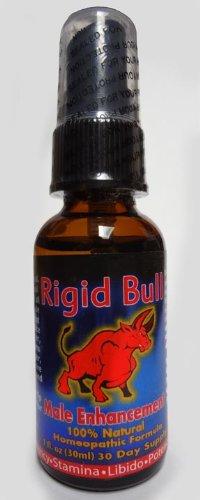 Homme Vaporisateur Rigid Bull, l'élargissement du pénis, agrandisseur de pénis masculin amplificateur, grandes érections plus épaisses pour l'exécution sexuelle maximale