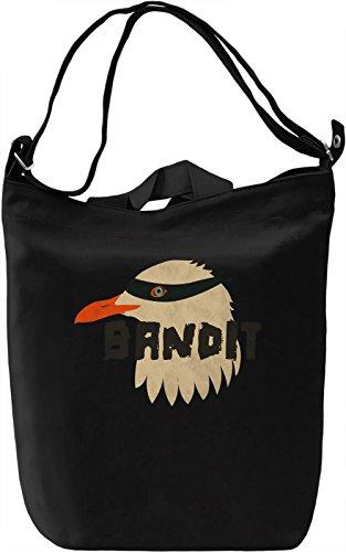 Gull Borsa Giornaliera Canvas Canvas Day Bag| 100% Premium Cotton Canvas| DTG Printing|