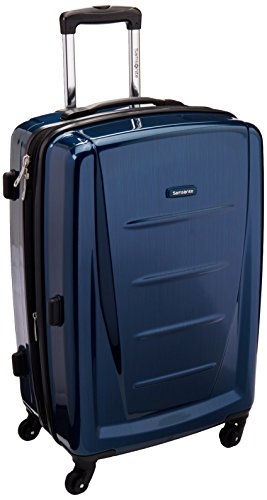 (Samsonite  24 Inch Winfield 2 Fashion Spinner -  Deep Blue)