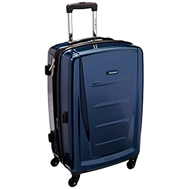 Samsonite  One Size Winfield 2 Fashion Spinner -  Deep Blue