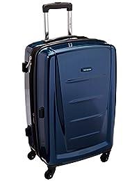 "Samsonite Winfield 2 Hardside 24"" Luggage, Deep Blue"