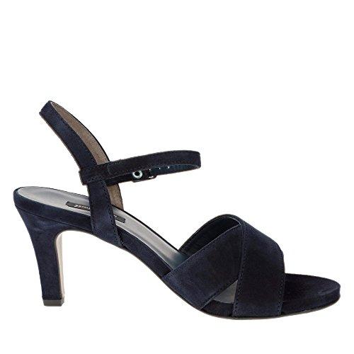 Paul Vert Sandalette Bleu Foncé