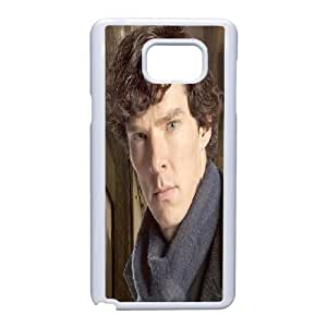 Samsung Galaxy Note 5 Phone Case White Benedict Cumberbatch CML5581539