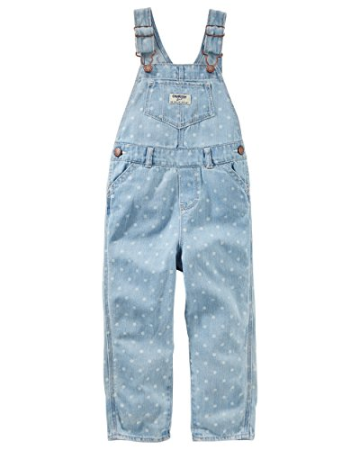 Baby Girl Overalls (Osh Kosh Baby Girls' World's Best Overalls, Dot, 18 Months)