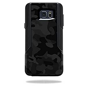 MightySkins Protective Vinyl Skin Decal for OtterBox Commuter Samsung Galaxy Note 5 wrap cover sticker skins Black Camo