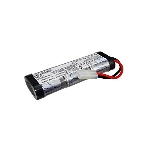 Cameron Sino 7.2V 3600mAh Ni-MH 11200 Battery for IRobot Looj Gutter Cleaning Robot 120 130 150 13501 12101