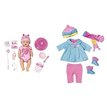 Puppenkleidung Für Baby Born Puppen Neue Handgefertigtes Shorts Jeans Verkaufspreis Kleidung & Accessoires