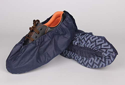 XL 100 ProStep Disposable Shoe Covers, One Size Fits All, Medical Shoe Covers, polypropylene,