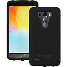 AFCTRIDENT Aegis Series Case for LG G3 - Retail Packaging - Black