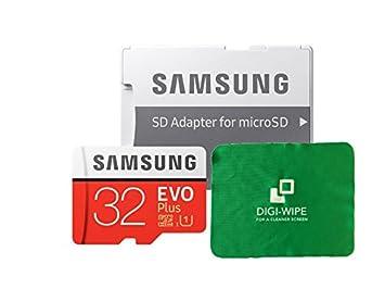 Micro-SD Evo Plus - Tarjeta de memoria para Samsung S7, S7+, S8 ...