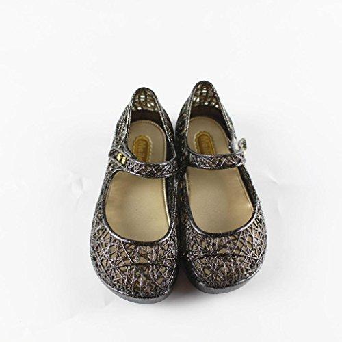 Igemy 1 Paar Neugeboren Mädchen Jungen Krippe Soft Sohle Anti-Rutsch Baby Camouflage Sneakers Stiefel Schuhe Schwarz