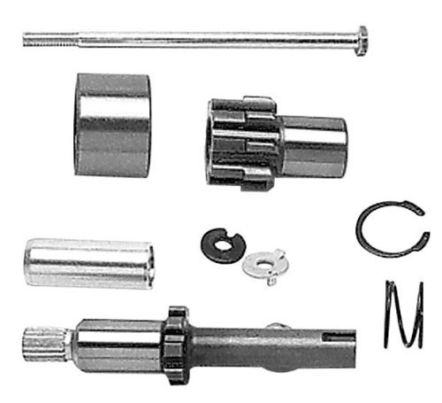 (Spyke Starter Jackshaft Assembly for Harley Big Twin 94-06)